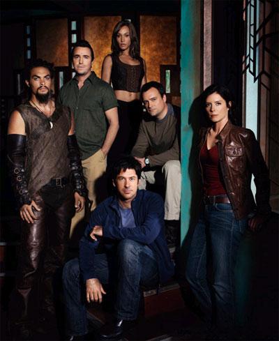 Stargate Atlantis S04E10 FRENCH DVDRiP XViD SGA UP BadBox preview 0