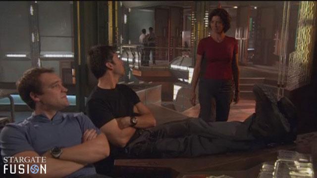 Stargate Atlantis - Le Grand Sommeil