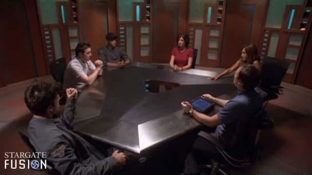 Stargate Atlantis - Derniers Messages