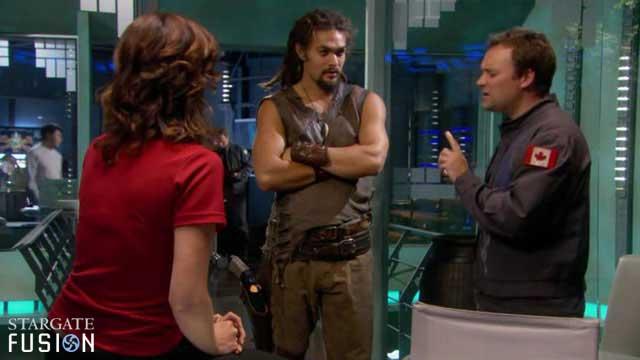 Stargate Atlantis - Le péril de la sagesse