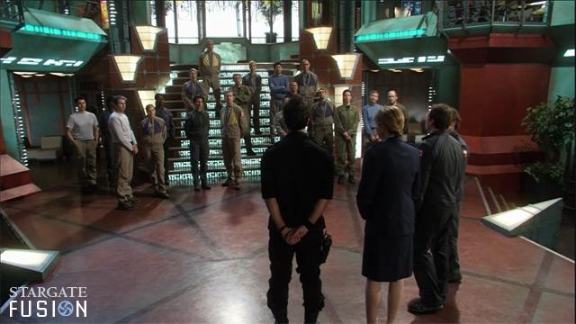 Stargate Atlantis - Reunion