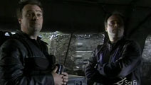 Double collision - Stargate Atlantis