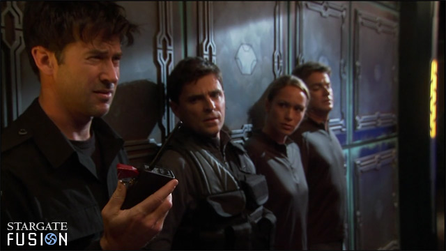 Stargate Atlantis - Quarantine