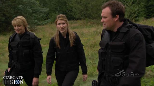Stargate Atlantis - Trio