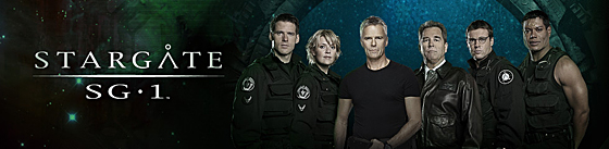 Acteurs Stargate SG1