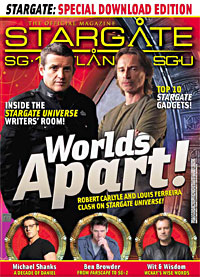 Stargate Magazine: Special Download Edition