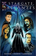 Stargate Atlantis: Back to Pegasus 1