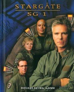 Actualité Stargate : Un nouveau jeu de rôle Stargate SG-1