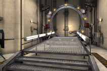 Stargate Command: l'application iPhone