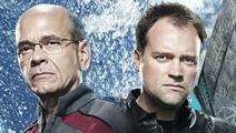 David Hewlette / Robert Picardo - McKay / Woolsay dans Stargate Universe