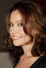 Reiko Aylesworth dans Stargate Universe