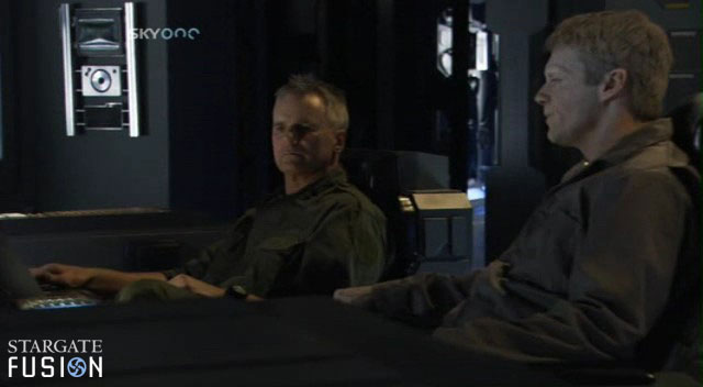 Stargate Sg1 - Question de confiance