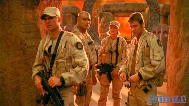 Stargate Sg1 - L'Histoire sans Fin