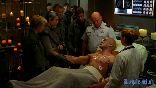 Stargate Sg1 - Le Seuil