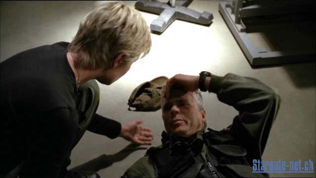 Stargate Sg1 - L'Épreuve du Feu