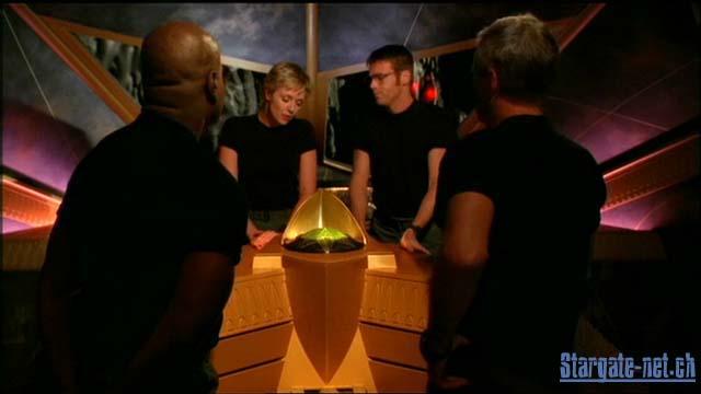 Stargate Sg1 - Impact