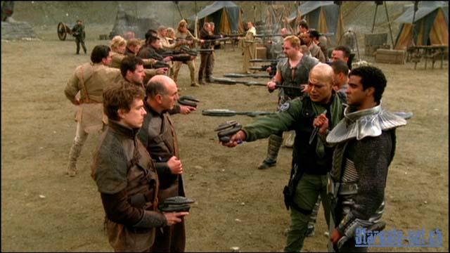Stargate Sg1 - L'Union fait la Force