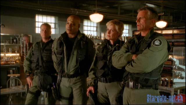 Stargate Sg1 - La Reine