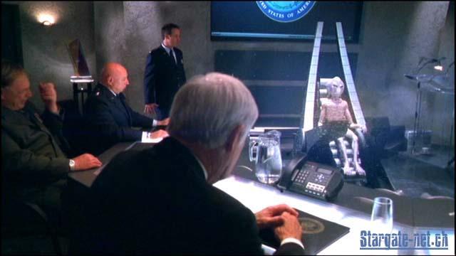 Stargate Sg1 - Secret d'État