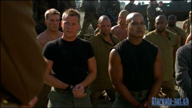 Stargate Sg1 - En Quête du Passé