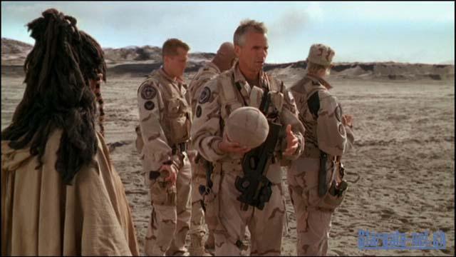 Stargate Sg1 - Pacte avec le Diable