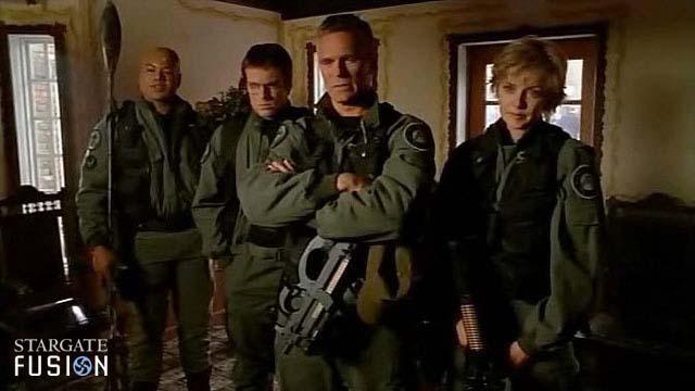 Stargate Sg1 - Le Réseau