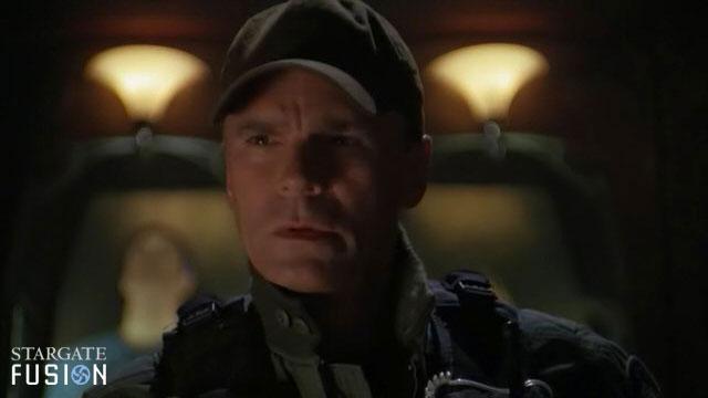 Stargate Sg1 - Vaisseau Fantôme