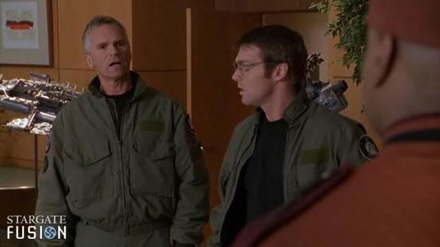 Stargate Sg1 - La Grande Epreuve