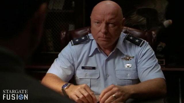 Don S. Davis - Hammond (Stargate Sg1)