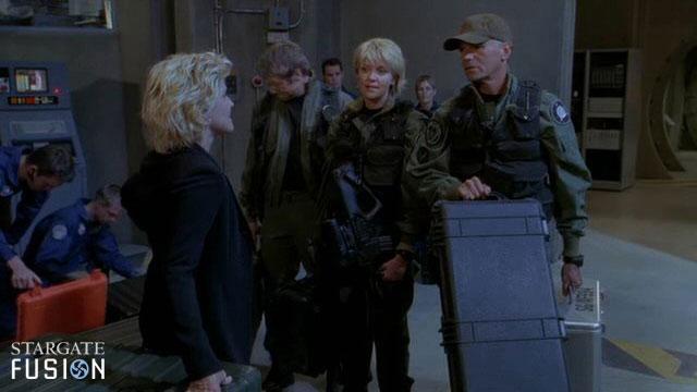 Stargate Sg1 - La Cité Perdue 2/2