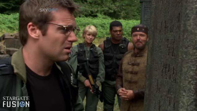 Stargate Sg1 - Une Vieille Connaissance