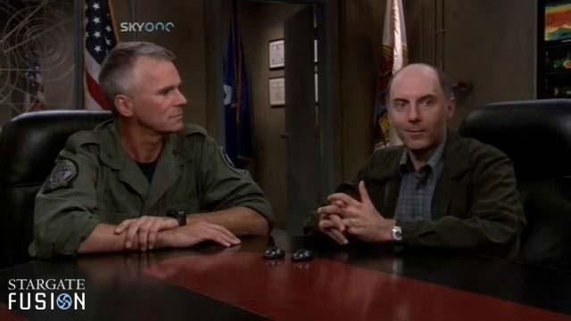 Stargate Sg1 - Rien à Perdre