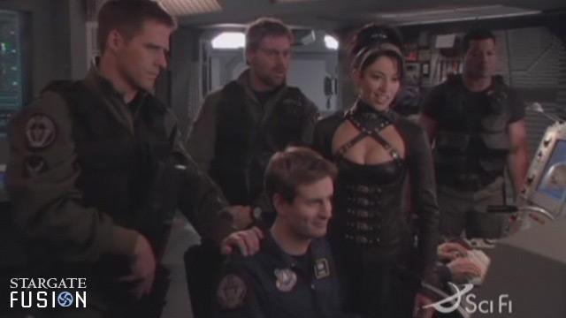 Stargate Sg1 - Le Trésor d'Avalon 1/2