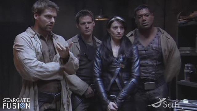 Stargate Sg1 - Ce Lien Qui Nous Unit...