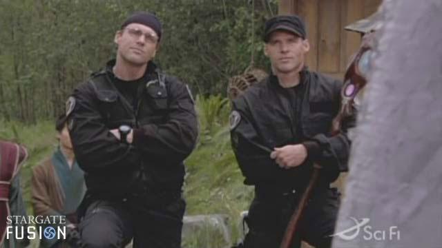 Stargate Sg1 - Le 4eme Cavalier de l'Apocalypse 2/2