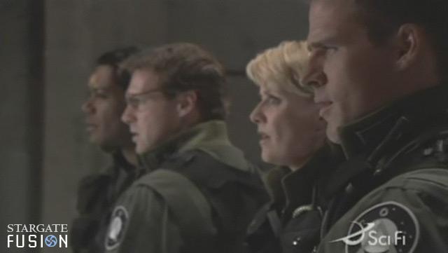 Stargate Sg1 - Effet Domino