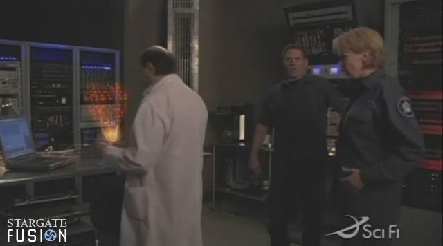 Stargate Sg1 - Le Manteau d'Arthur