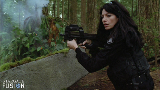 Stargate Sg1 - L'arche de vérité