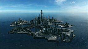 Lancement de la section Stargate Atlantis