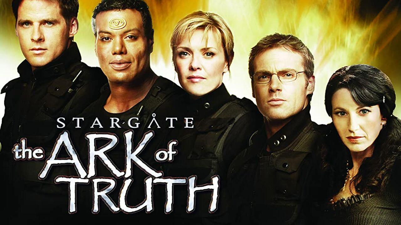 Stargate « L'arche de vérité »