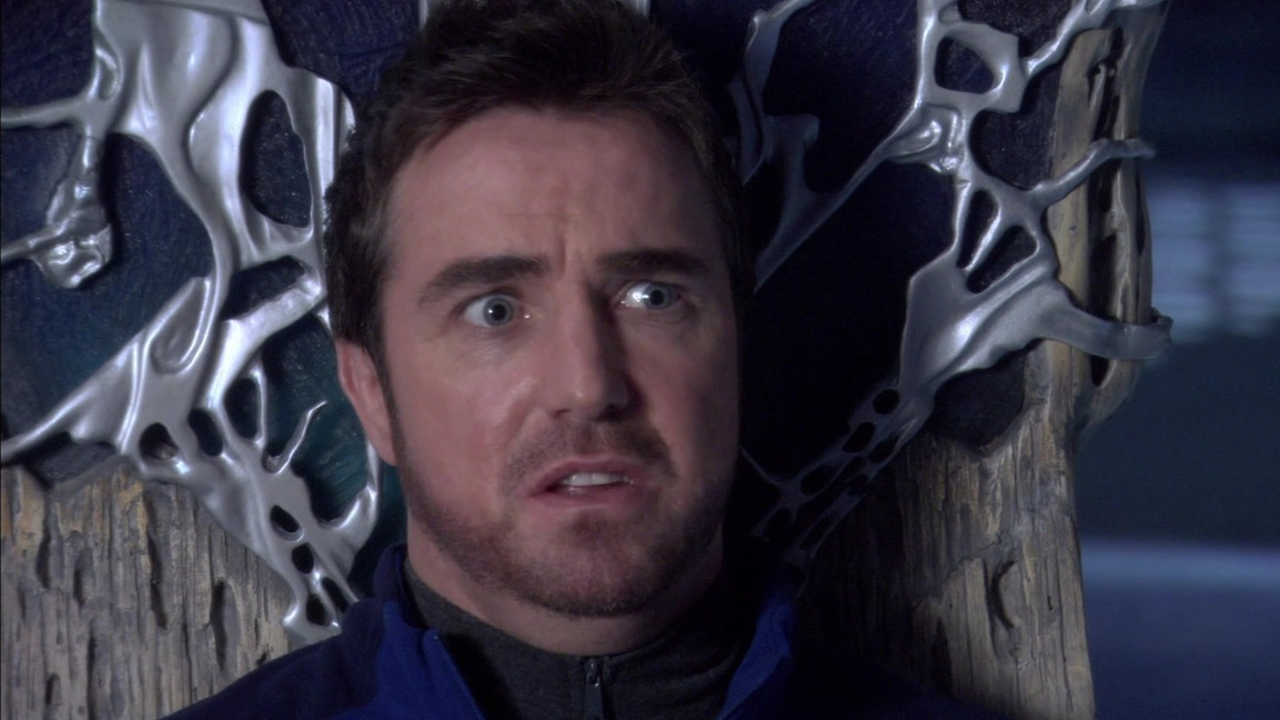 Interview de Paul McGillion