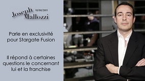 Interview exclusive de Joseph Mallozzi