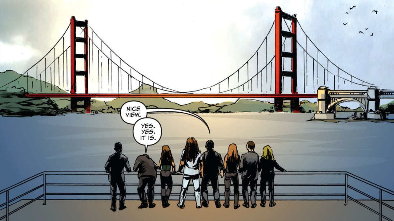 Stargate Atlantis en comics : review et analyse