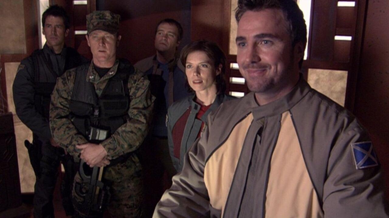 Les uniformes d'Atlantis