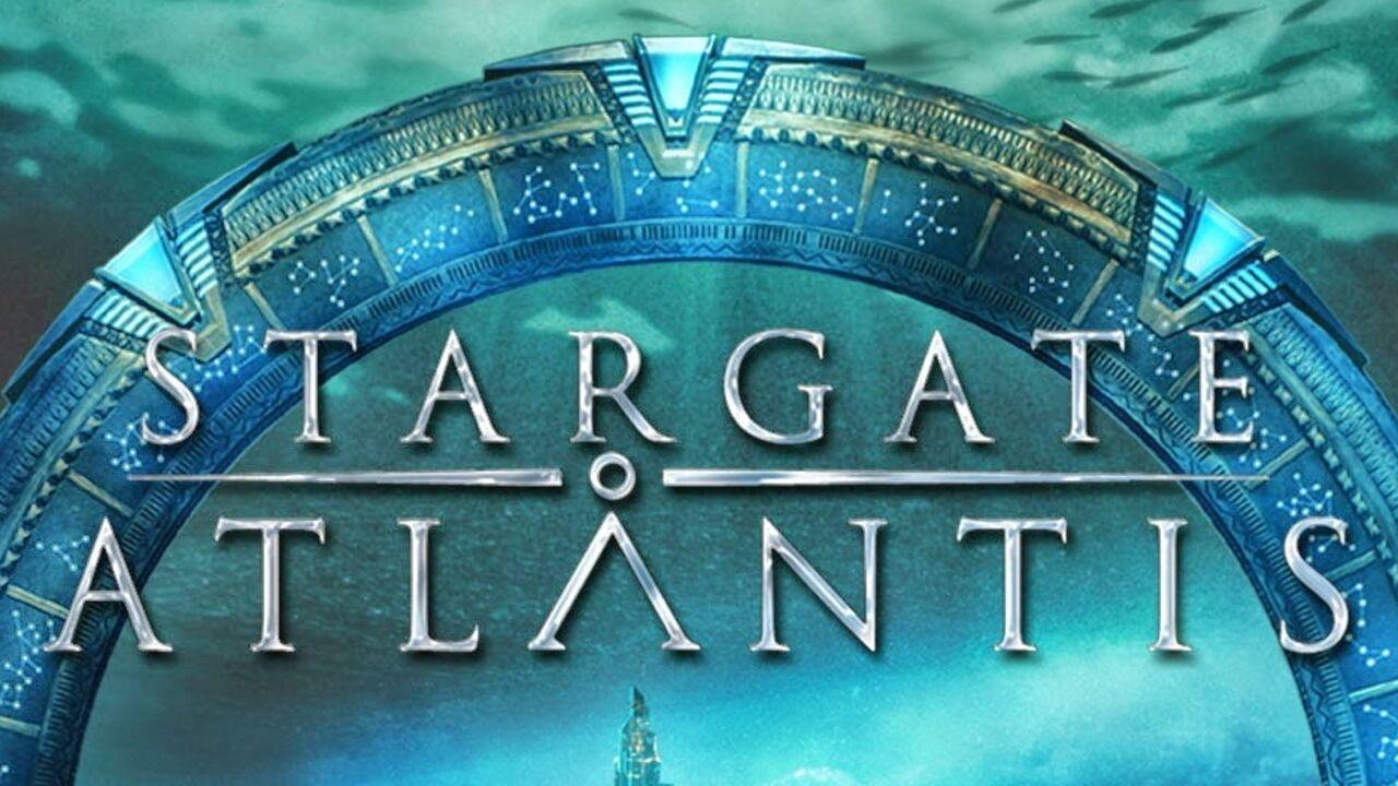 Découvrez Stargate Atlantis
