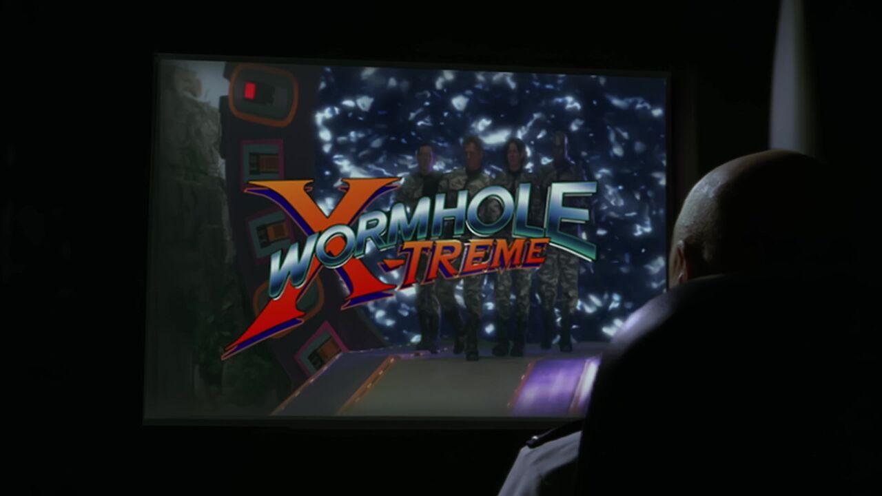 Wormhole X-Treme !