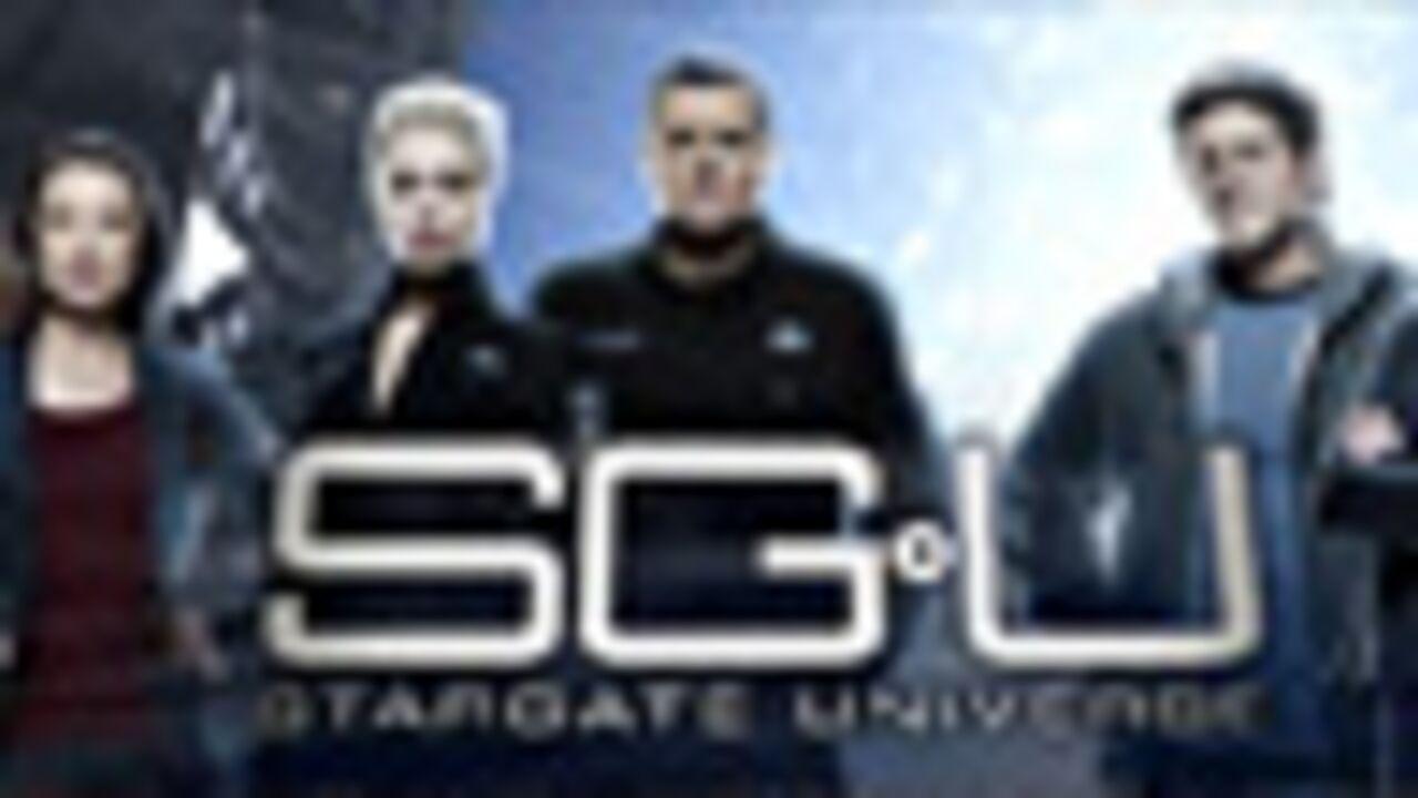 Stargate Universe renouvelée pour une saison 2 !