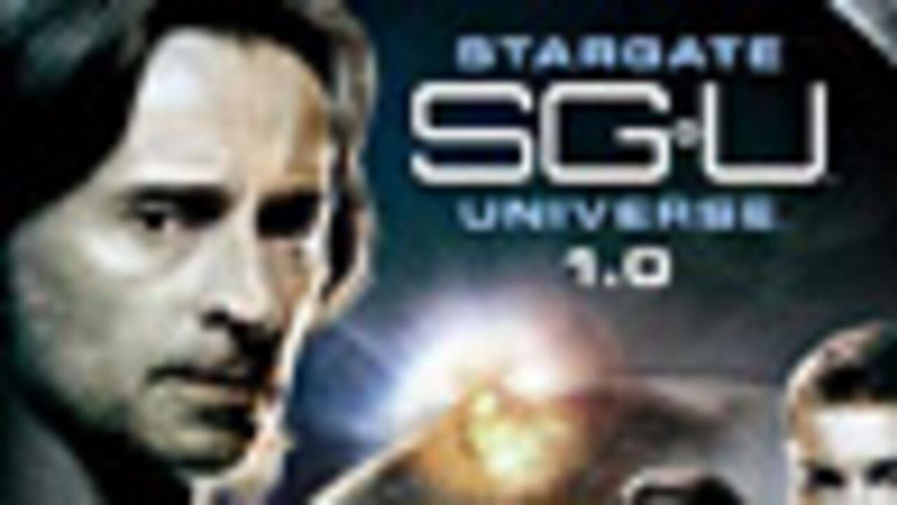 Stargate Universe bientôt en dvd en France