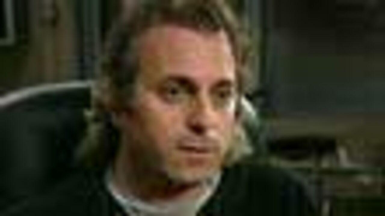 M. Greenburg parle dans le magazine TV Zone