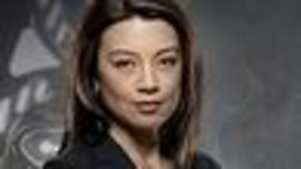 Ming-Na Wen en Guest-Star dans Eureka